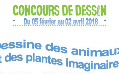 Remise des prix du concours de dessin «La biodiversité imaginaire»