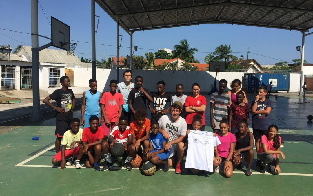 Association Sportive du lycée.