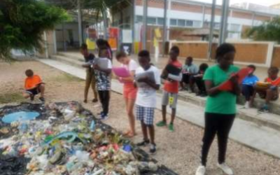 E3D : Les déchets en français