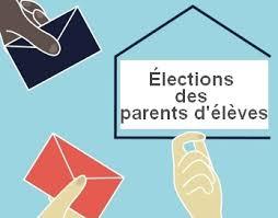 Résultats des élections des représentants des parents d'élèves