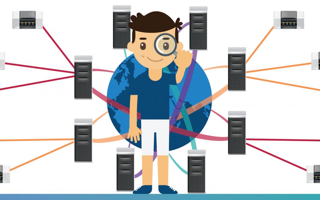 La Structure des réseaux informatiques