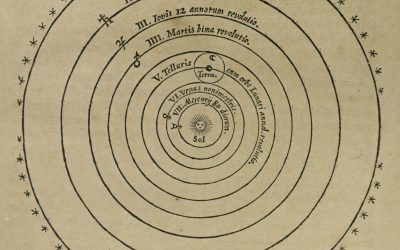 Du modèle géocentrique au modèle héliocentrique