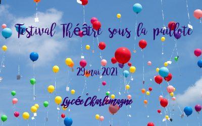 Festival Théâtre sous la paillote : du 27 mai au 3 juin